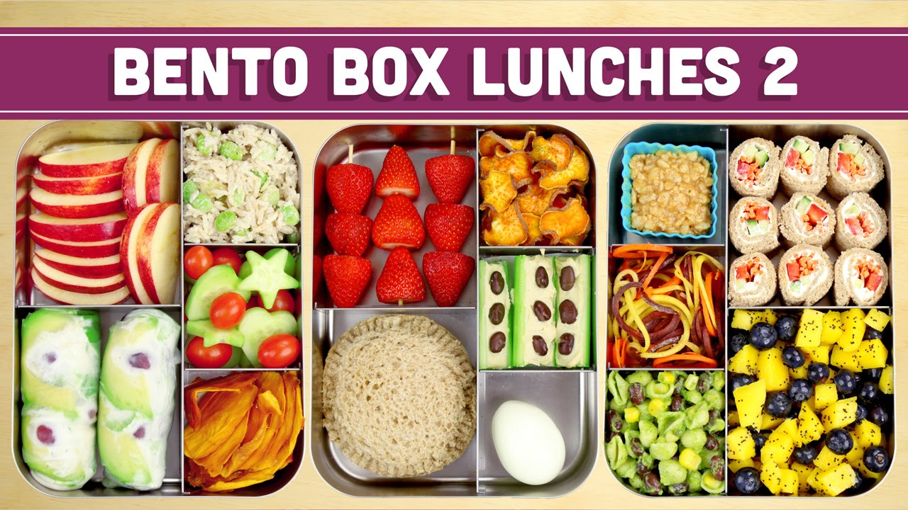bento box lunches healthy recipes mind over munch video perfectlifes. Black Bedroom Furniture Sets. Home Design Ideas